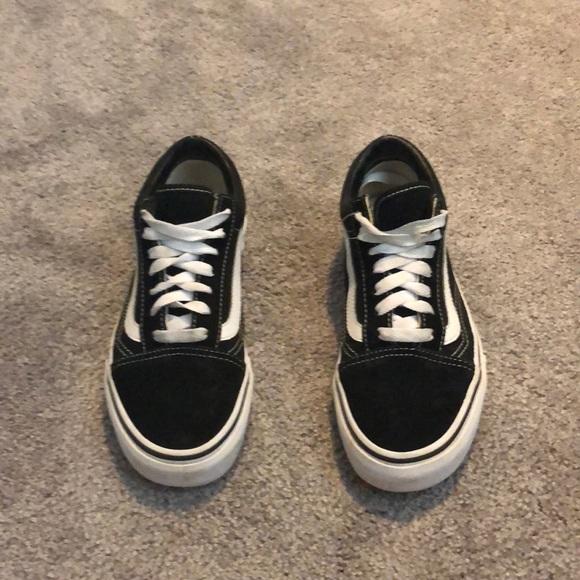 788e42d265e120 Black old Skool van sneakers. M 5b116298fe51519c55136b3e